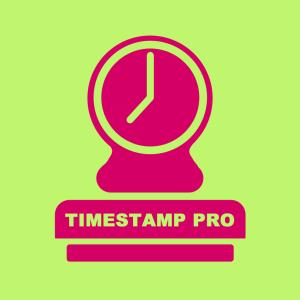 Timestamp Pro App
