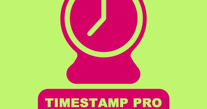 Timestamp Pro App - Neuste App Entwicklung